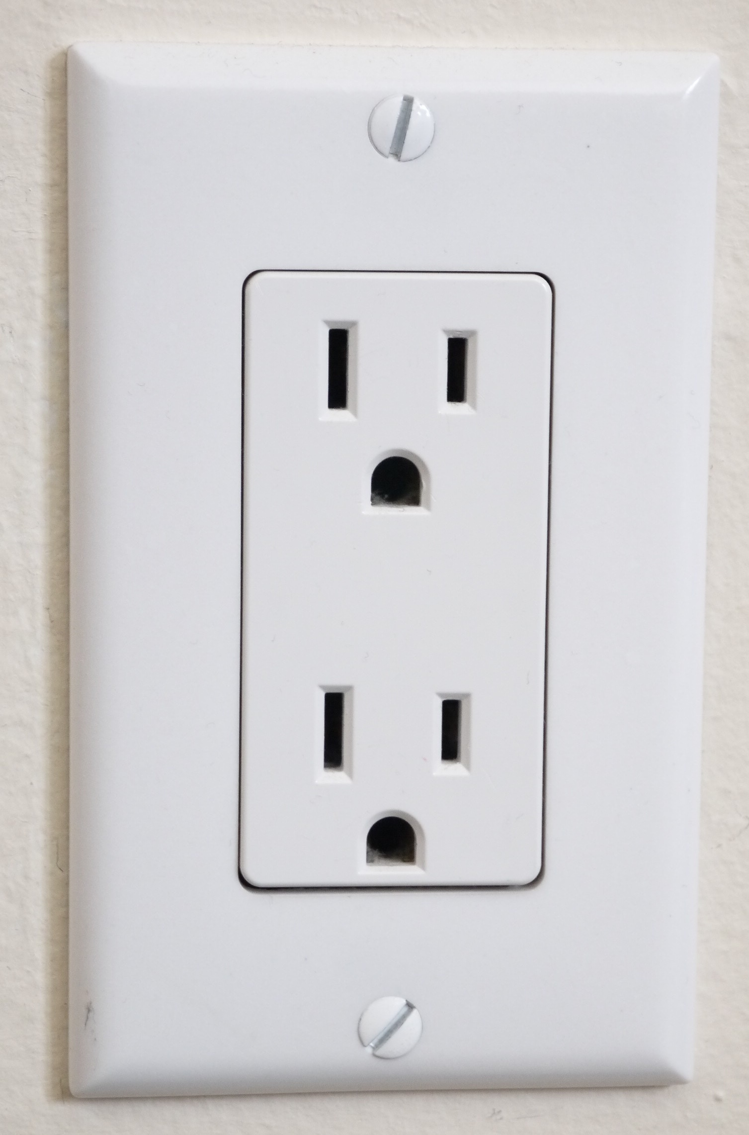 Wall Receptacle
